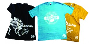 Camisetas da SBG